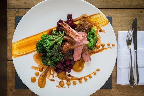 Yealmpton, UK : Food