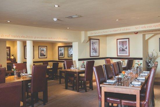 Yealmpton, UK : Dining Room