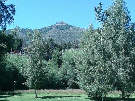 En El Corazon del Bosque: Vista del cerro Otto