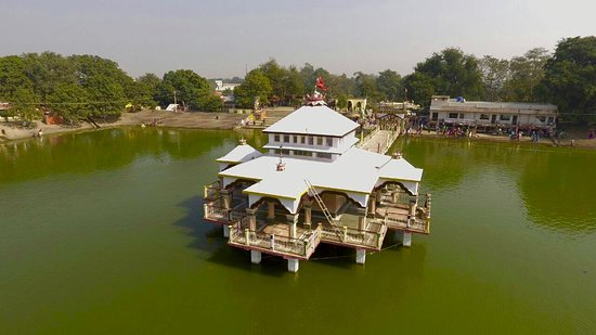 Bhagalpur, الهند: Mandar Hill (Parvat)