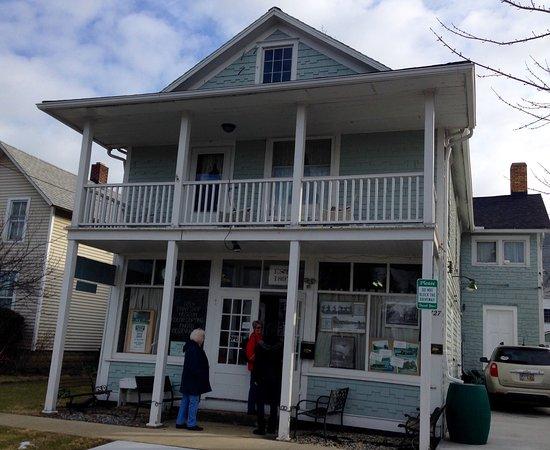 Vermilion, Ohio: Vermilion News Print Shop Museum