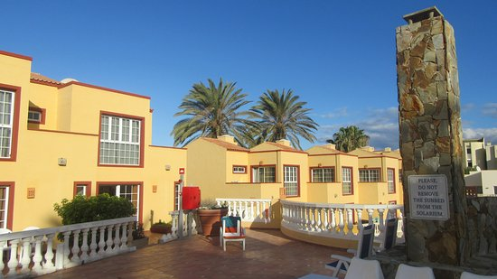 Apartamentos Maxorata Beach Solarium And Apartments