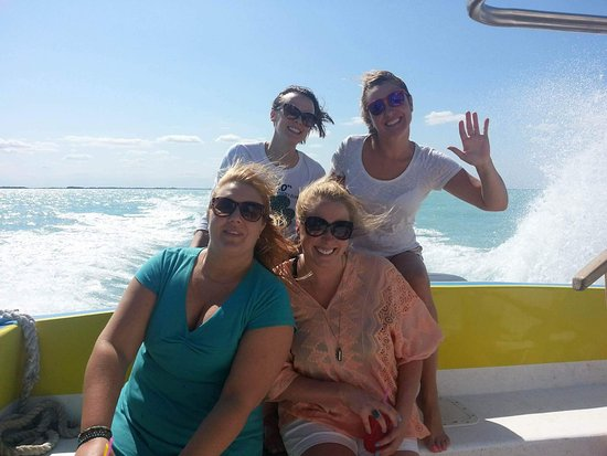 Ladyville, Belize: Trip to Ambergris Caye