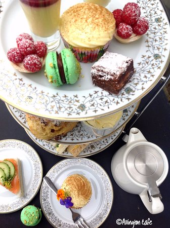 Allington Cafe: Successful Mothers Day Afternoon Tea