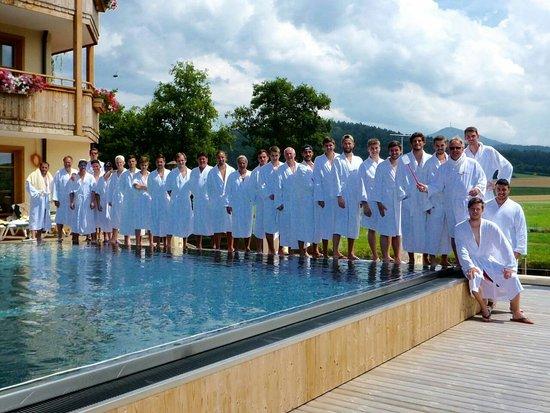 Arnschwang, Alemania: 1. Mannschaft VfR Goldbach im Trainingslager