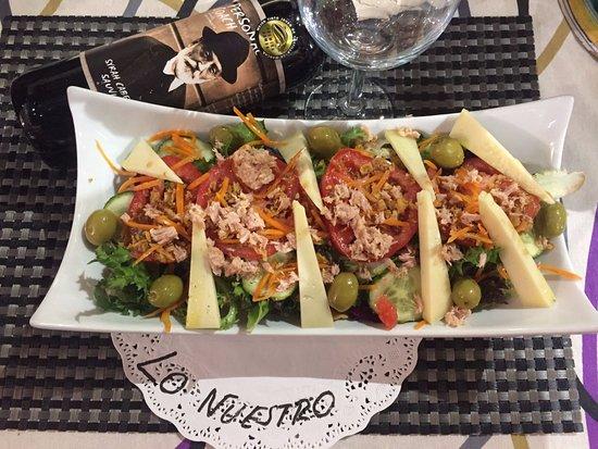 imagen Lo Nuestro-Tapería Restaurante en Toledo