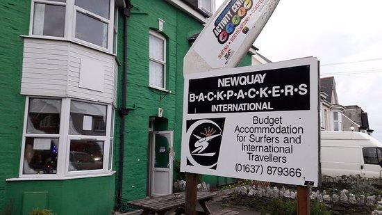 Newquay International Backpackers Photo