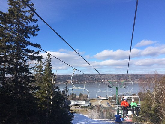 East Bay, Canadá: Ski Ben Eoin
