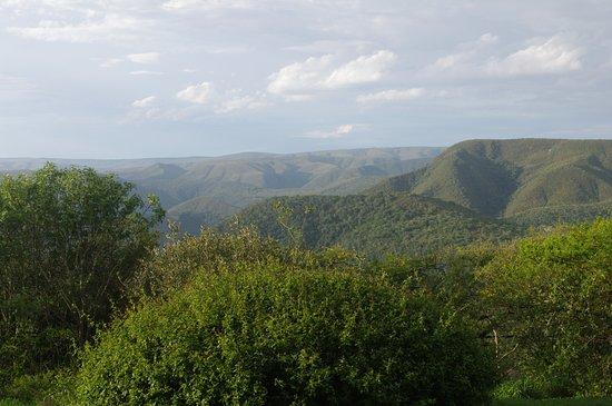Addo, África do Sul: Blick von der Terrasse