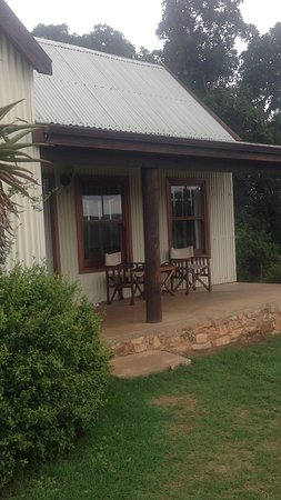 Addo, South Africa: Suite mit Terrasse
