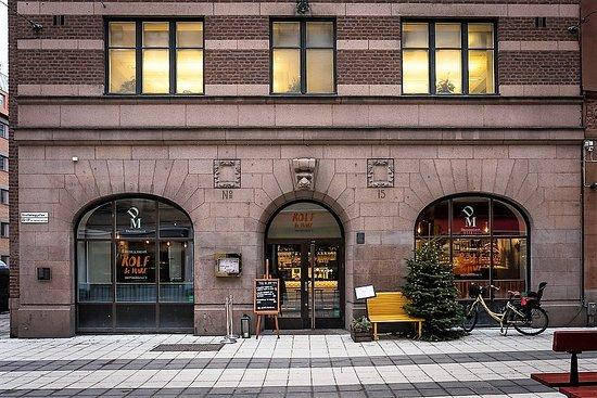 db623799f04e On Drottninggatan - Review of Bistro Rolf de Mare, Stockholm, Sweden