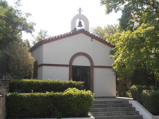 Eretria Village Resort & Conference Center: chapelle dans l'hôtel