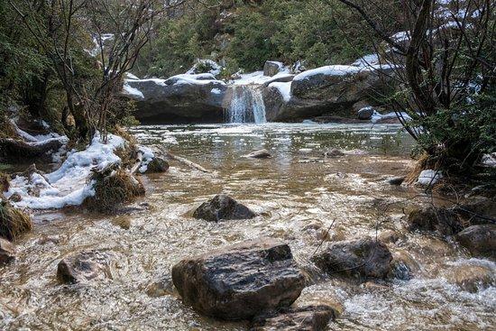 Campdevanol, Spain: Uno de los Gorgs