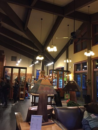 Imagen de Wuksachi Lodge