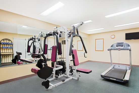 Forest City, Carolina del Norte: Fitness Center