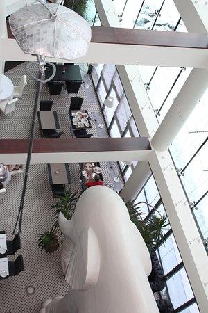 Rixwell Elefant Hotel: restauracja