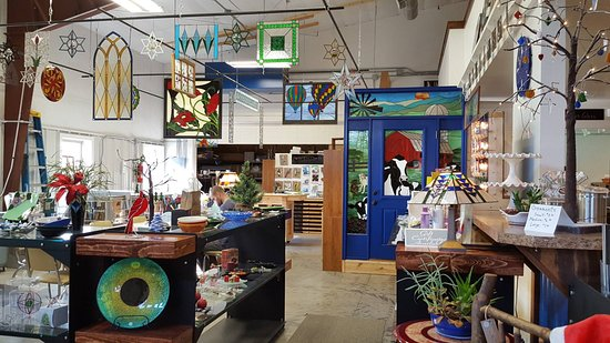 BrydgeWorks Glass Studio, Supplies & Gifts
