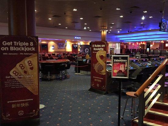 Casino Huddersfield | Grosvenor Casino Huddersfield