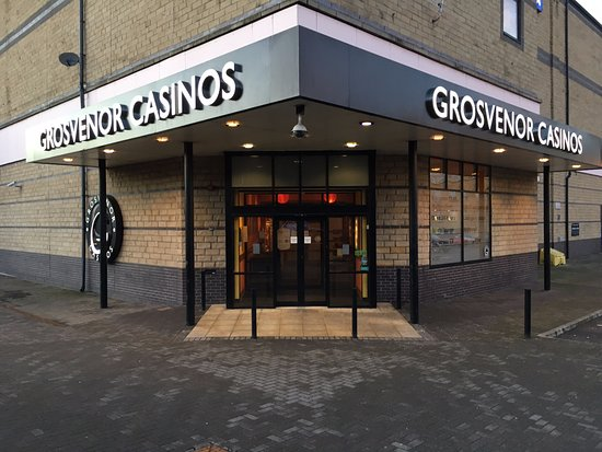‪Grosvenor Casino Huddersfield‬