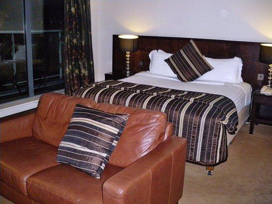 Cloghran, ไอร์แลนด์: Roof top suite's