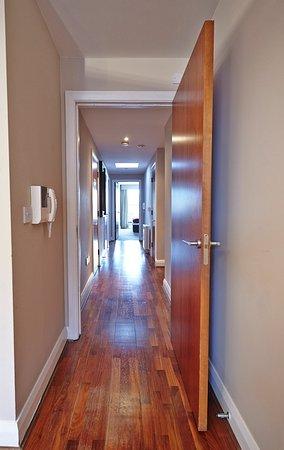 The Kingfisher Capel Street Apartments : Hallway