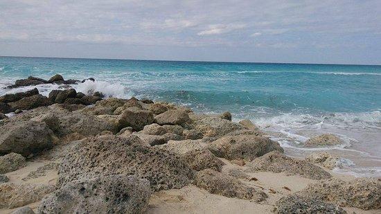 Radio Beach in Bimini, Bahamas