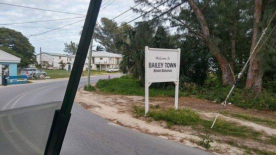 Baily Town, Bimini, Bahamas