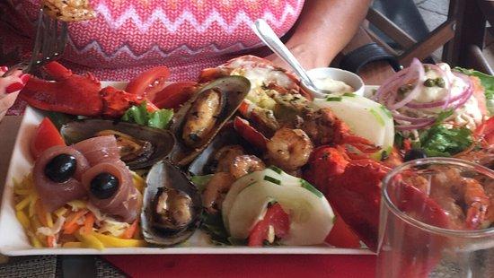 Le Rendez Vous: Seafood