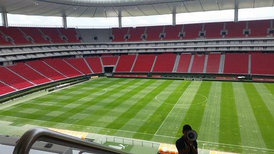 Estadio Omnilife  Field. Estadio Omnilife  Chivas Museum. Estadio Omnilife  Necaxa  vs ... cb03ab93f63