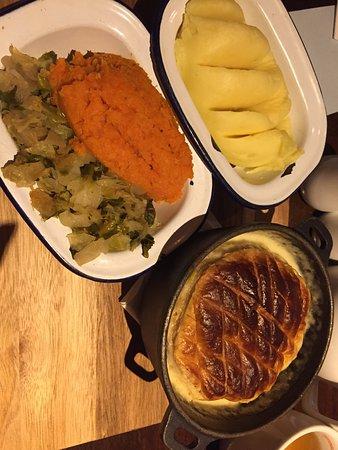 Ennis, Irlandia: my favourite pie