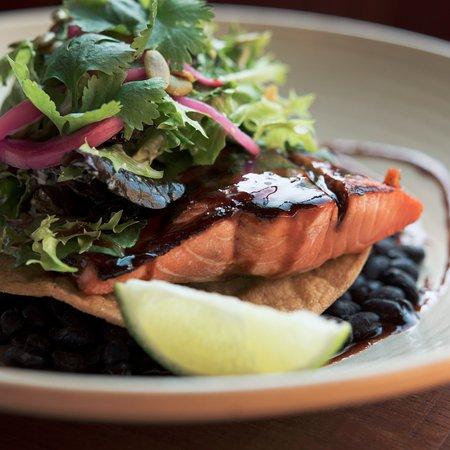 Cactus Restaurant: Wild King Salmon Torta