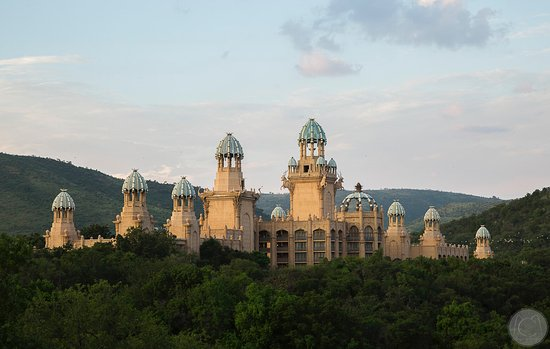 The Palace of the Lost City Foto