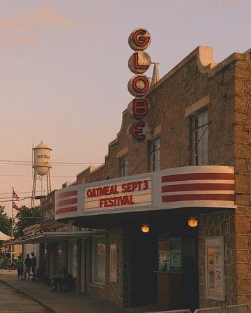 Bertram, تكساس: Annual Oatmeal Festival - Labor Day Weekend