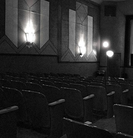 Bertram, TX: 1935 Art Deco Theatre