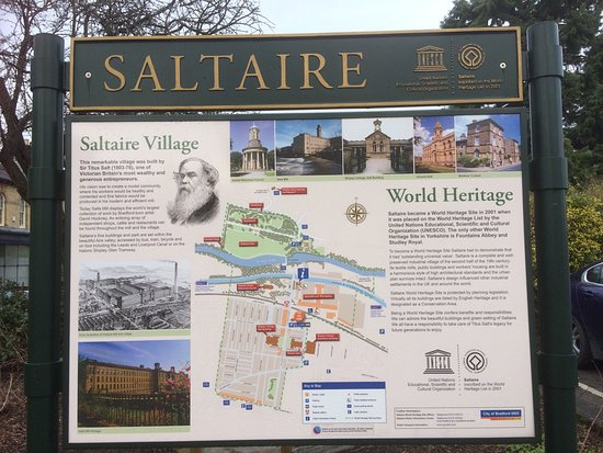 The 1853 Gallery, Salts Mill, Saltaire - Picture of Salts Mill ...