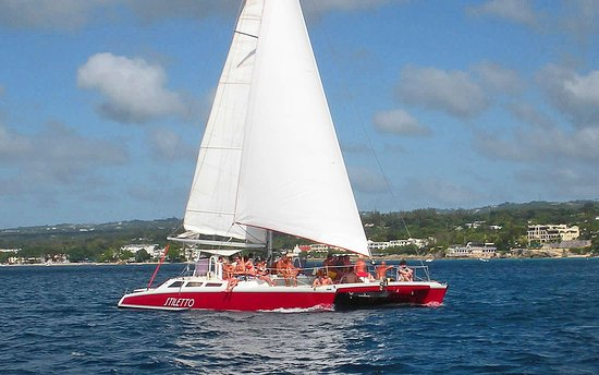 Maxwell, Barbados: Stiletto Sailing