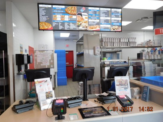 Marshalltown, IA: Front Counter Order Area
