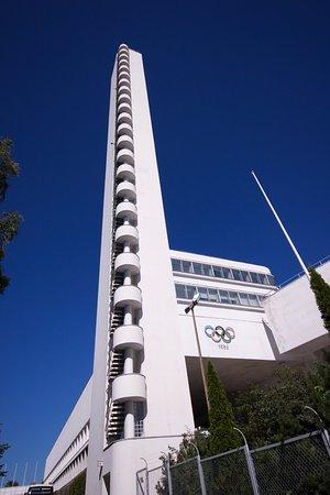 Olympic Stadium (Olympiastadion) : Turm des Olympia-Stadions