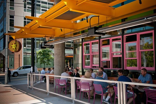 Cactus: Best Patio In South Lake Union.