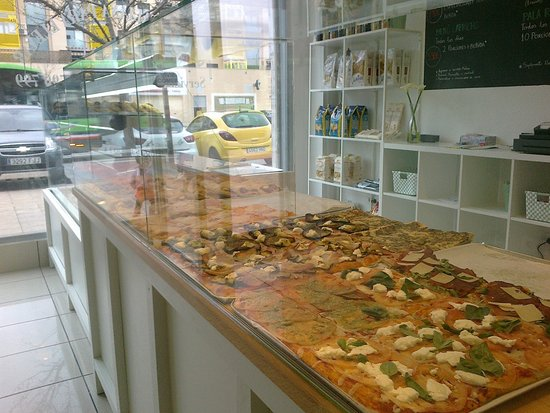 Restaurante arrivederci comida italiana en pinto con for Restaurantes de comida italiana