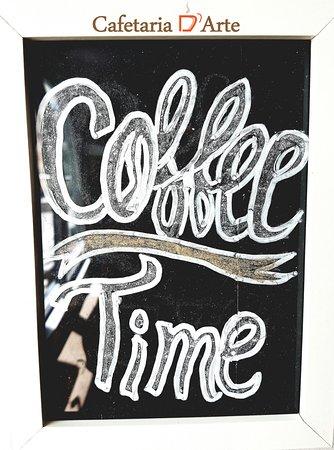 Marinha Grande, Португалия: Coffe Time