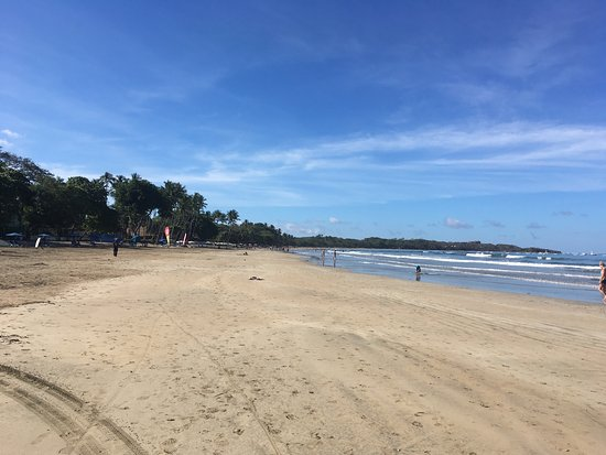 Lovely beachfront hotel in Tamarindo
