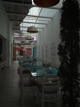 ريو أمازوناس هوتل: Una Cafetería del hotel