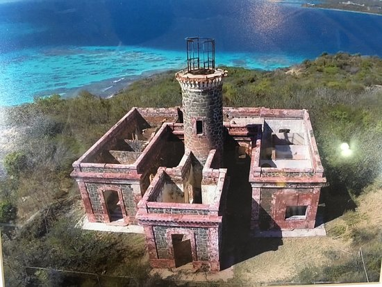 Museum of History: Culebrita light house