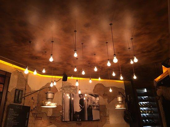 Restaurant Nice Comptoir Electrique