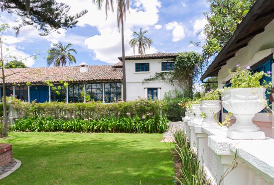 Casa de hacienda Su Merced