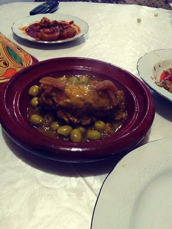 Riad Lalla Fatima: Final meal