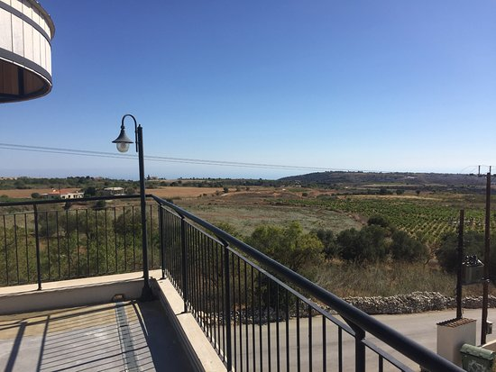 Vasilikon winery: View