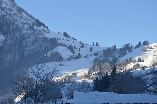 Montbovon, Suiza: Extérieur