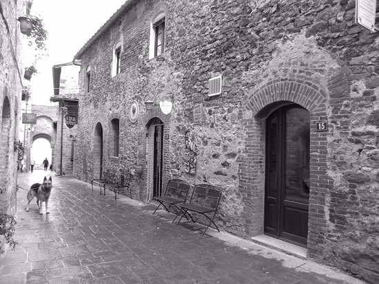 San Gusme, Italia: San Gusmè, Castelnuovo Berardenga (Italia)